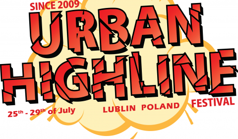 Urban Highline Festival 2018 official logo